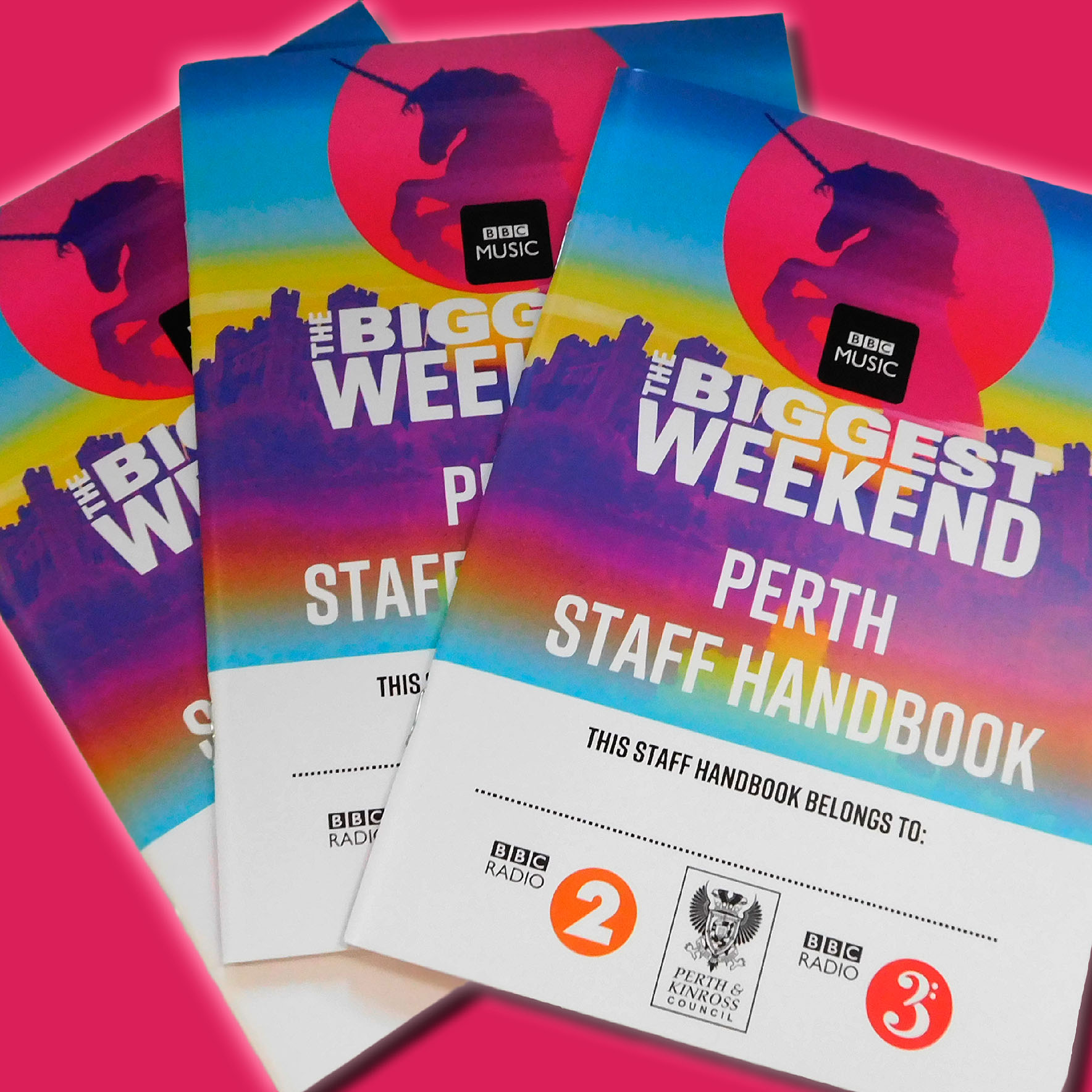 BBC Music in the Park weekend